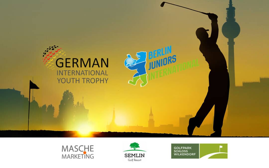 Great News – Tournament golf will be possible at the Berlin tournaments