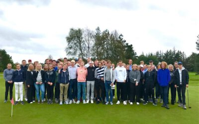 Danish Junior Games adding a U14 category – great news from Blokhus Golfcenter